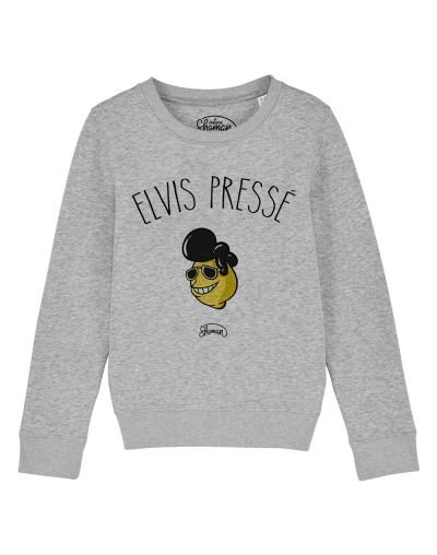 "Sweat ""Elvis pressé"""