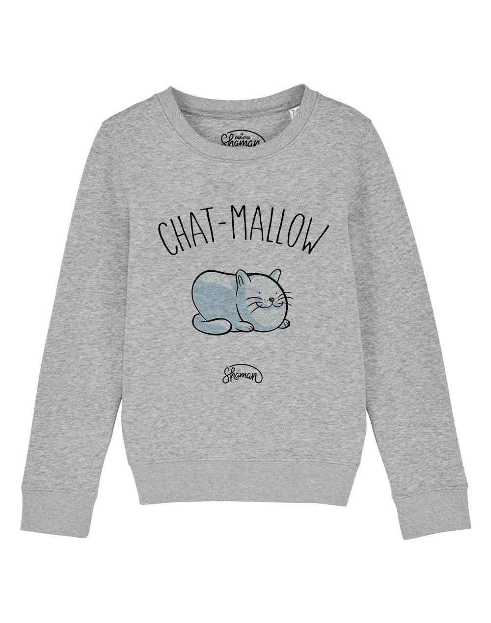 "Sweat ""Chat mallow"""