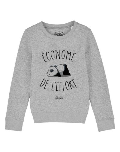 "Sweat ""Econome de l'effort"""