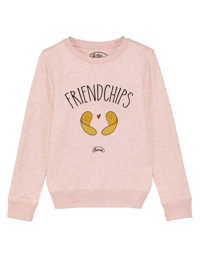 "Sweat ""Friend chips"""