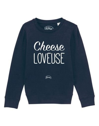 "Sweat ""Cheese loveuse"""
