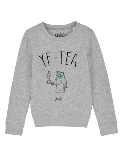 "Sweat ""Yé-tea"""