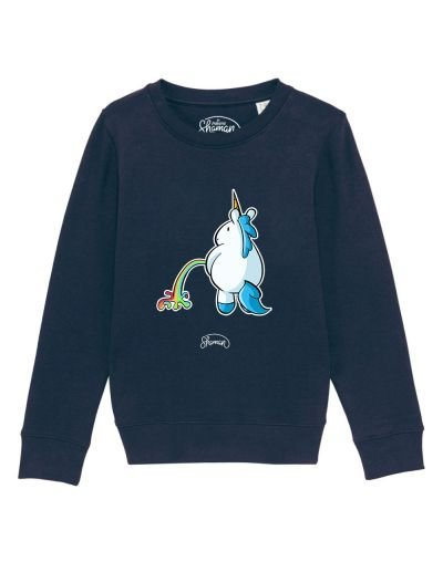 "Sweat ""Licorne pipi"""