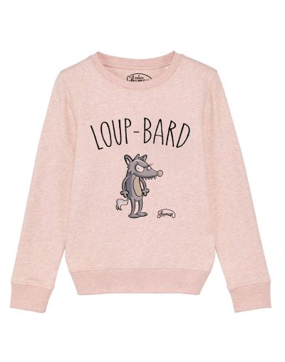 "Sweat ""Loup bard"""