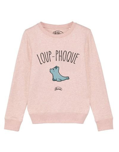 "Sweat ""Loup phoque"""