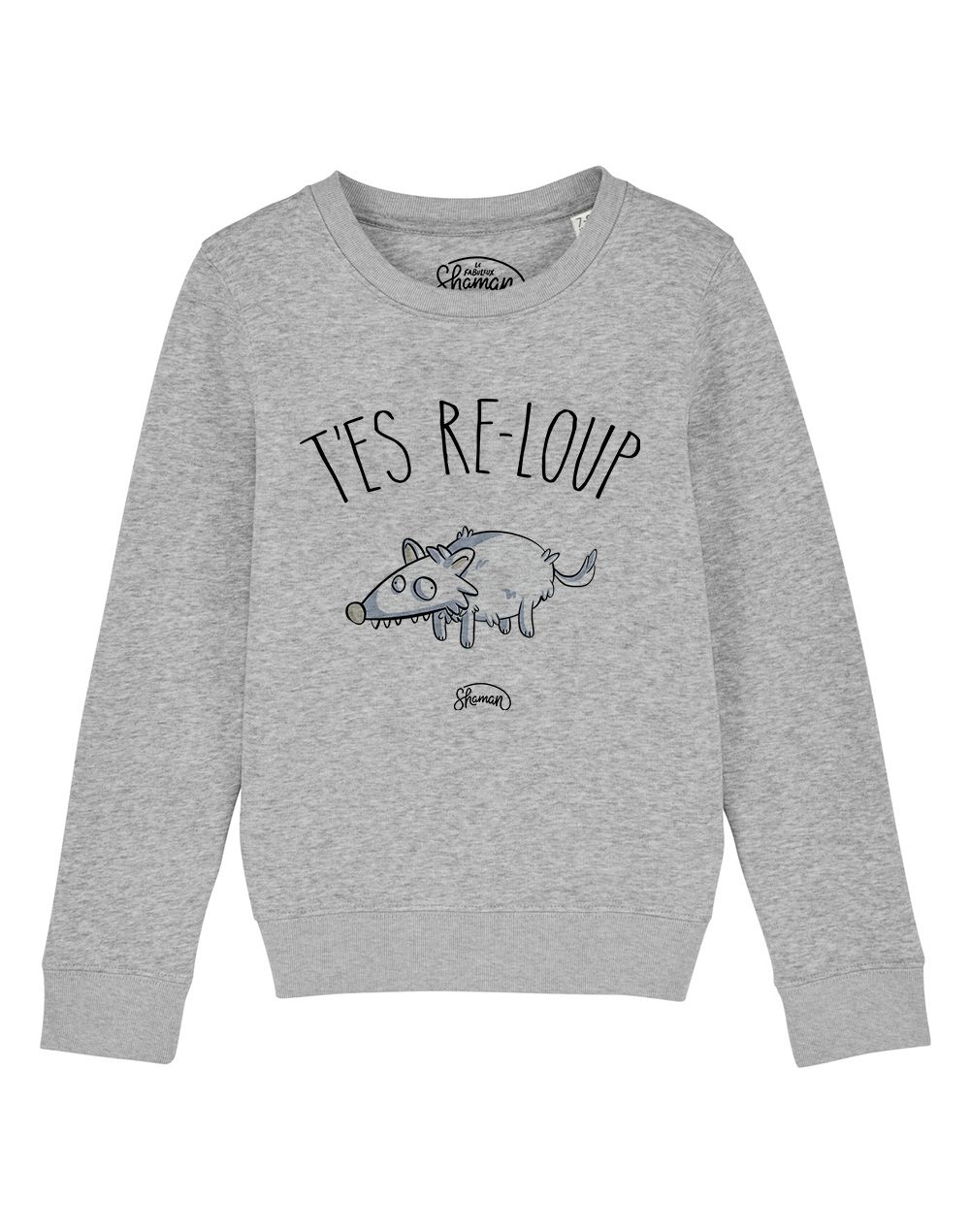 "Sweat ""Re-loup"""