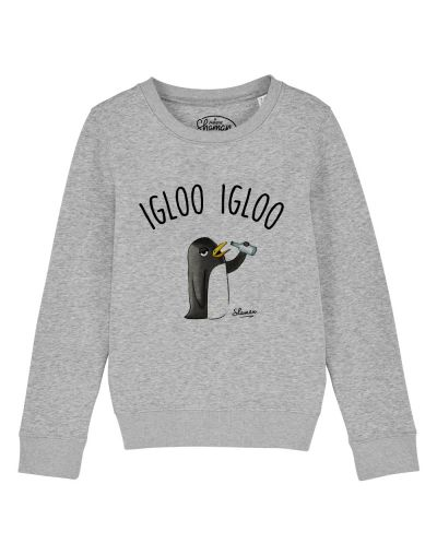 "sweat ""igloo igloo"""