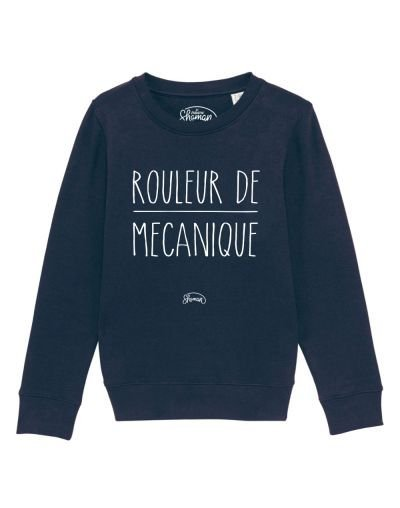 "Sweat ""Rouleur de mecanique"""
