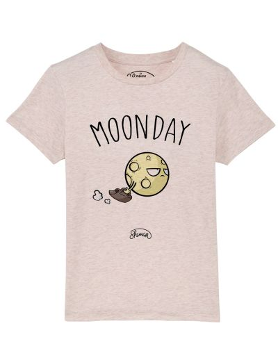 Tee shirt Moonday