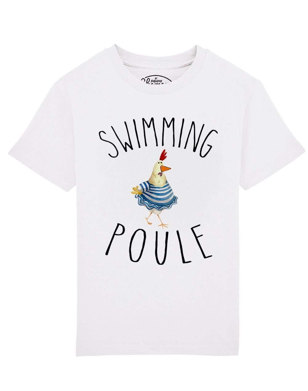 Tee shirt Swimming Poule