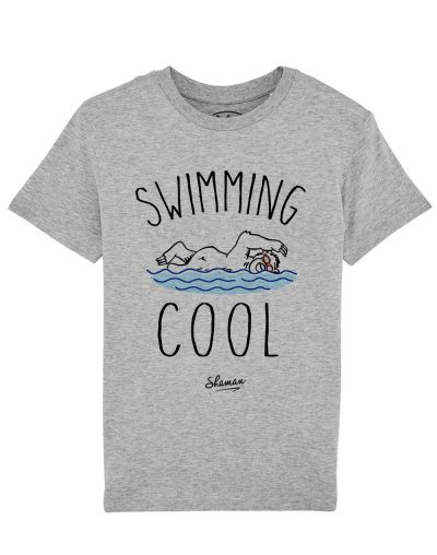 Tee shirt Swimming Cool