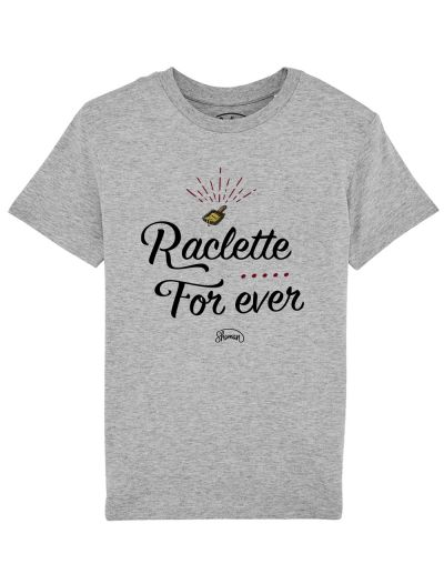 Tee shirt Raclette for ever