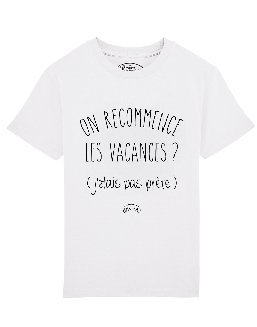 Tee shirt On recommence