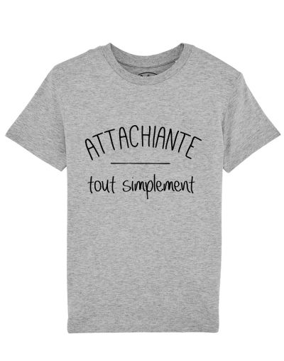 tee shirt attachiante