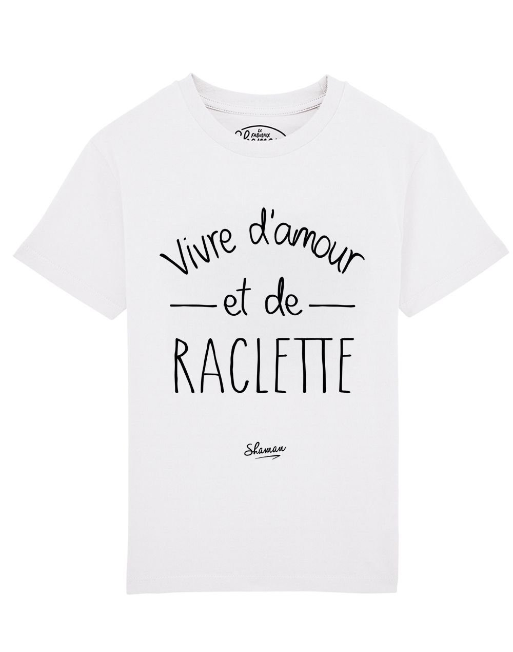 tee shirt amour & raclette
