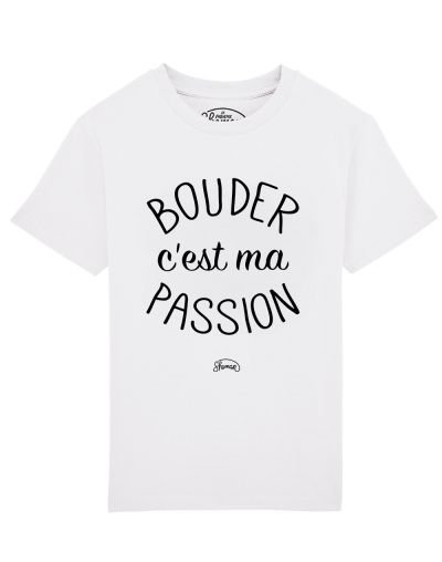 Tee shirt Bouder passion