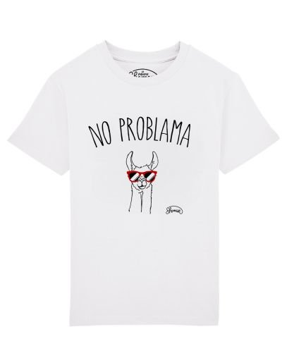 Tee-shirt No problama