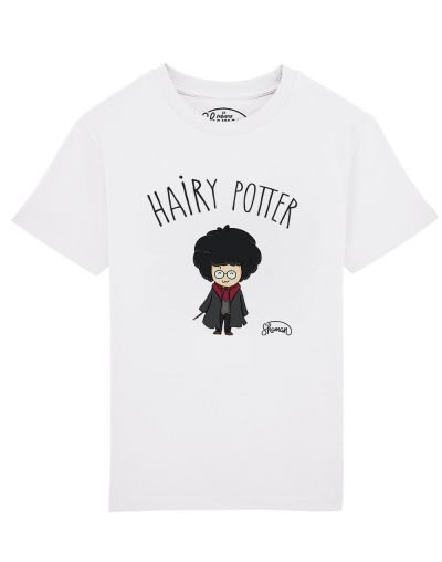 Tee-shirt Hairy potter
