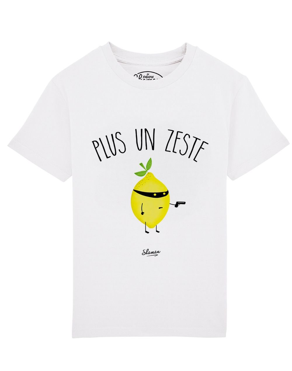 Tee-shirt Plus un zeste