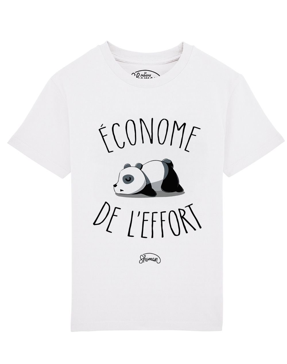 Tee-shirt Econome de l'effort