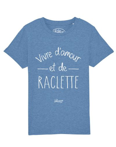 Tee-shirt amour & raclette