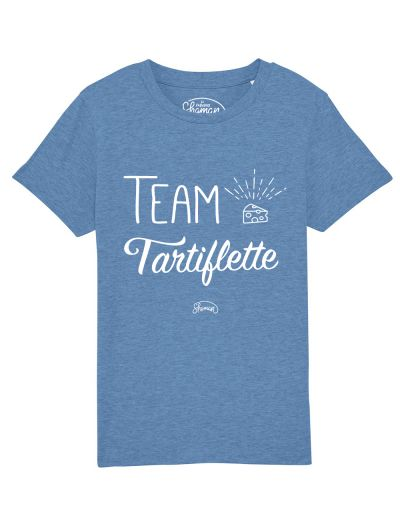 Tee-shirt Team tartiflette