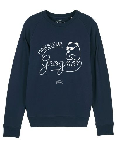 "Sweat ""Monsieur Grognon"""