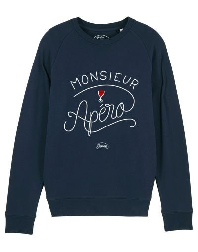 "Sweat ""Monsieur Apéro"""