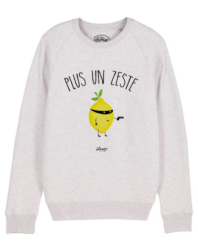 "Sweat ""Plus un zeste"""