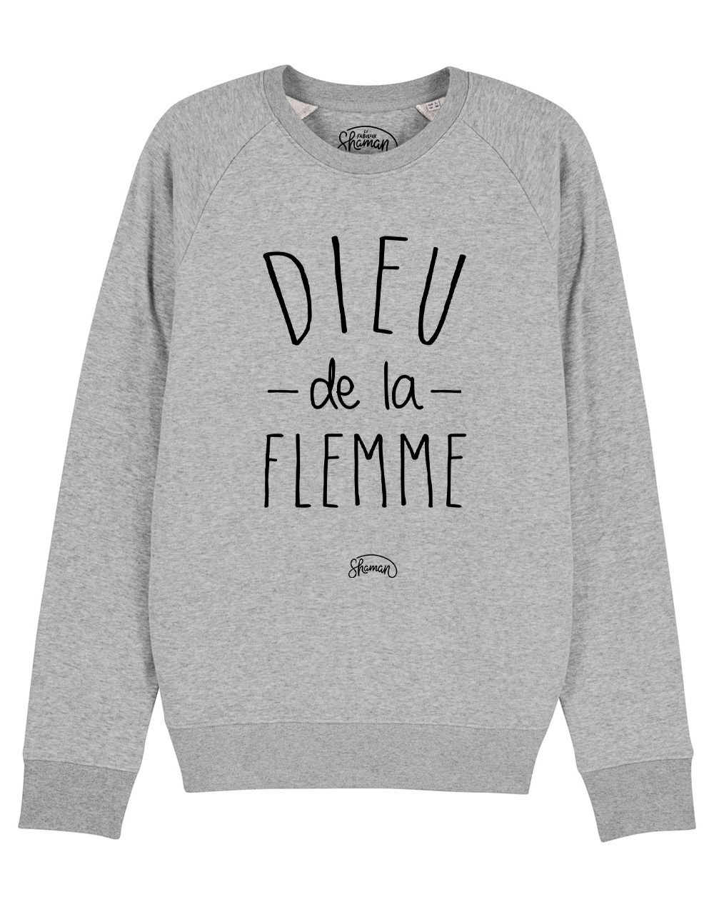 "Sweat ""Dieu de la flemme"""
