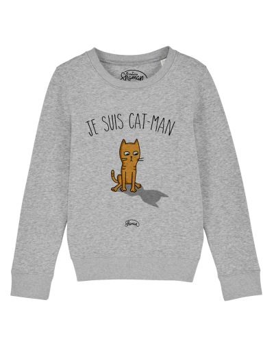 "Sweat ""Cat man"""