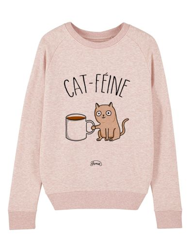 "Sweat ""Cat féine"""