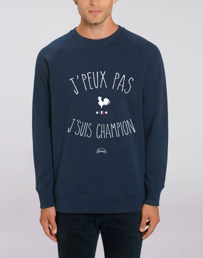 "Sweat ""J'peux pas champion"""