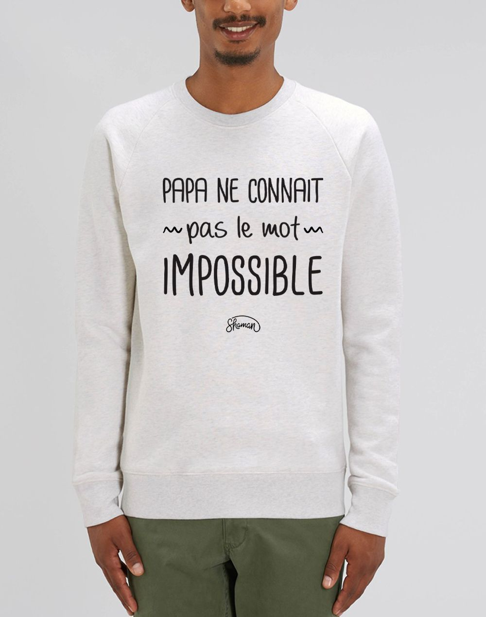 "Sweat ""Papa Impossible"""