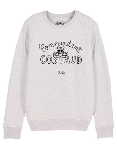 "Sweat ""Commandant Costaud"""