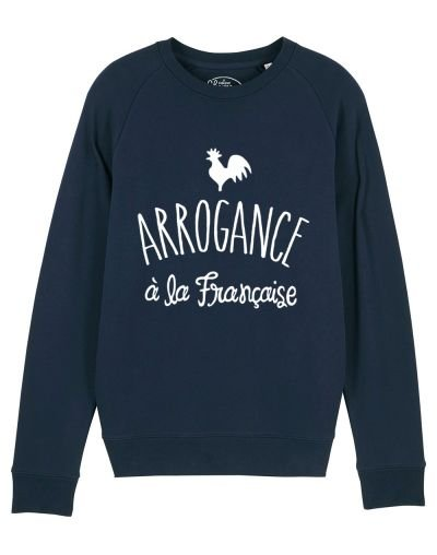 "Sweat ""Arrogance à la Française"""