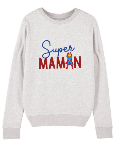"Sweat ""Super Maman"""