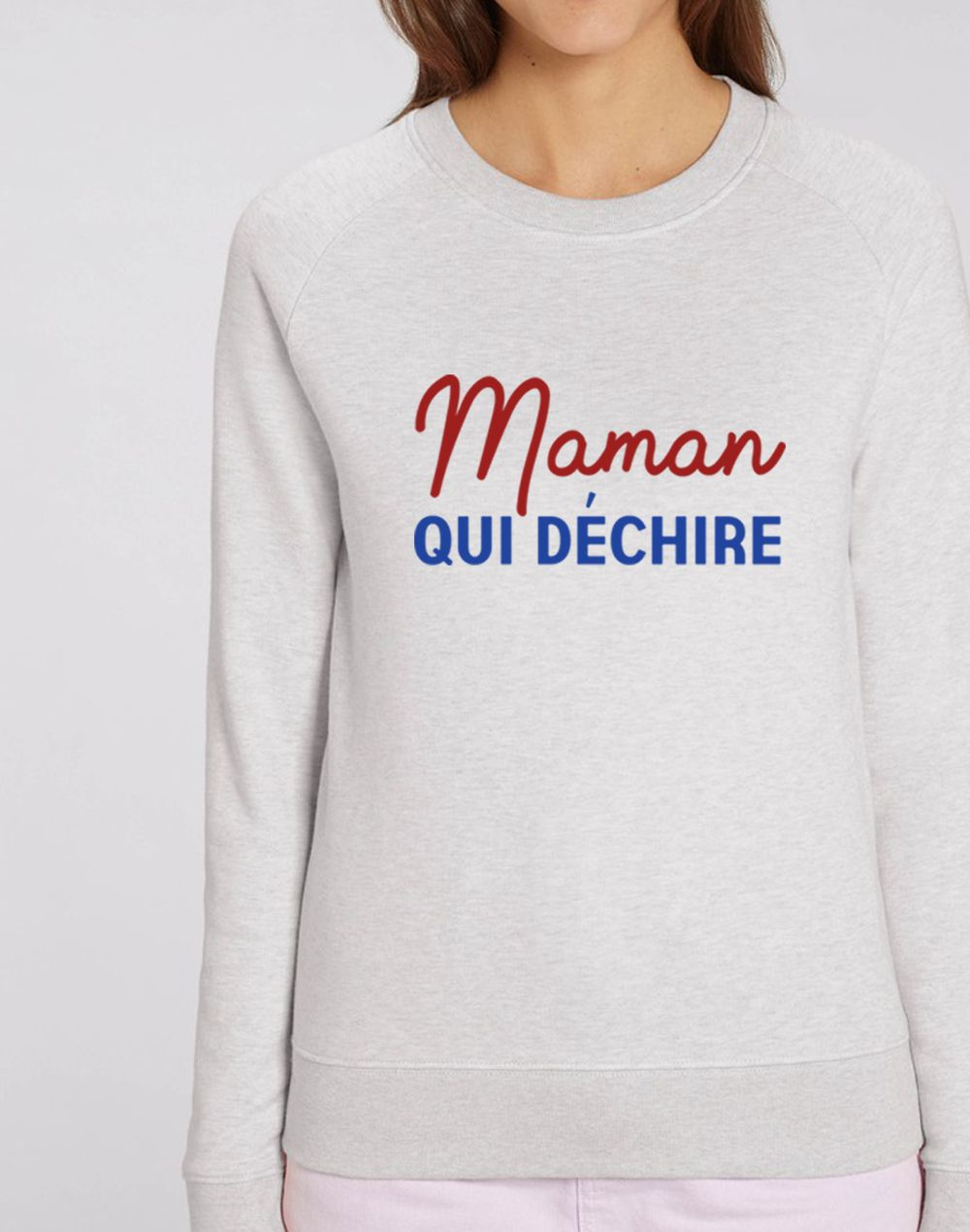 "Sweat ""Maman qui déchire"""